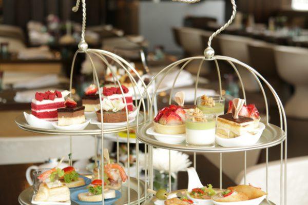 High tea luxe