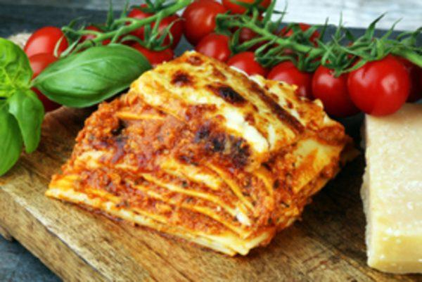 Italiaans buffet Delizioso