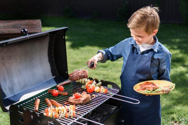 Kinder BBQ