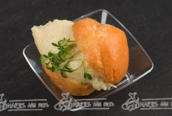 Soesje gevuld met kaas