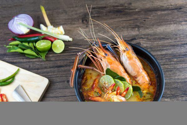 Thais buffet Kai