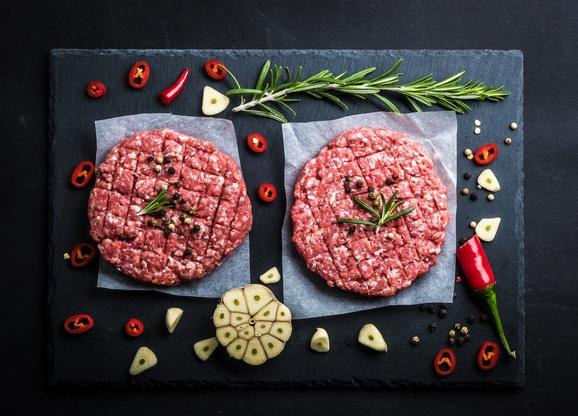 Vlees BBQ